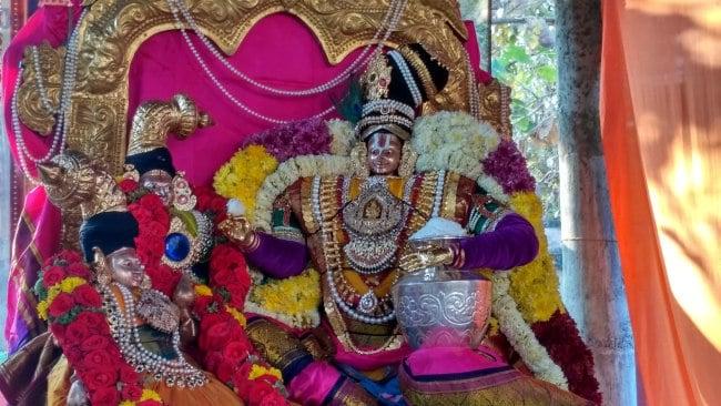8th Mandasa Bramhothsavams Concluded